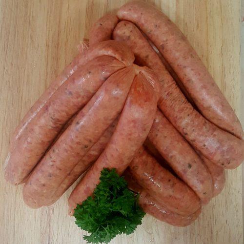 Kawungan-Quality-Meat-Lamb-Pumpkin-Fetta-Sausage
